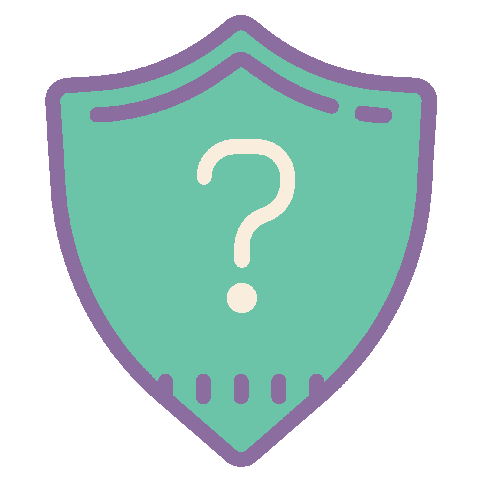 question-shield
